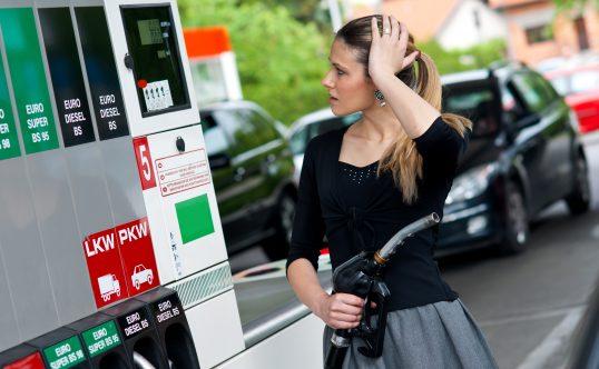 Operator benzinarie tisita